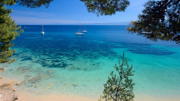 Chorvatsko Bol ostrov Brač