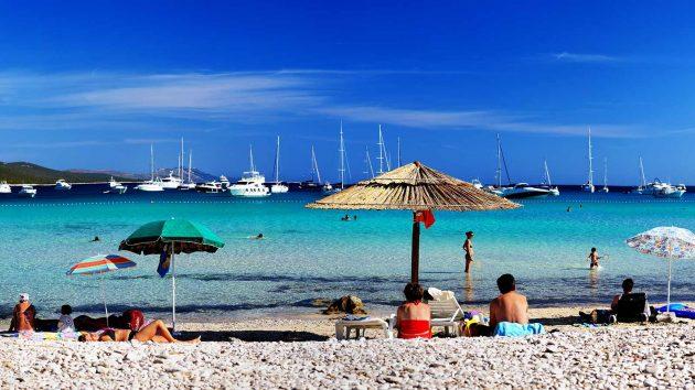 Chorvatsko Sakarun Dugi otok