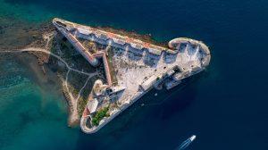 pevnost sv. Mikuláše_Šibenik