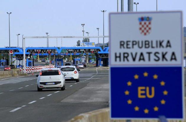 Chorvatsko Schengen