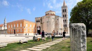 Zadar kostel