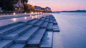 Zadar moře