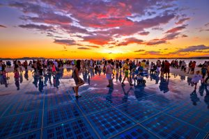 Zadar pozdrav slunci