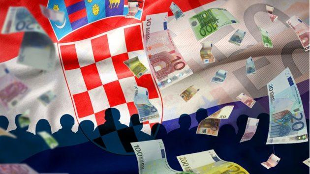 život v chorvatsku
