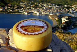 sýr pag