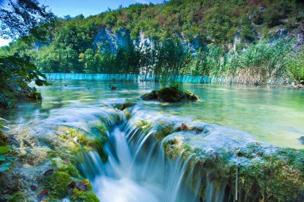 chorvatské parky
