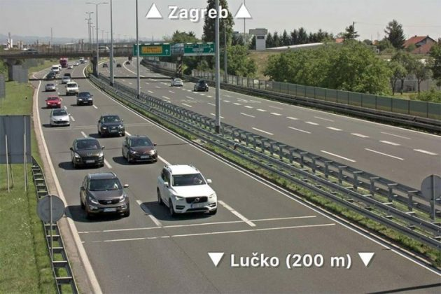 kamery chorvatsko