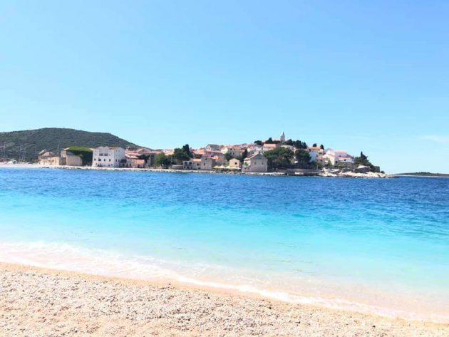 pláž Primošten