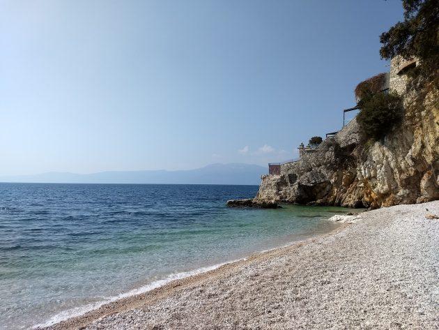 pláže Rijeka